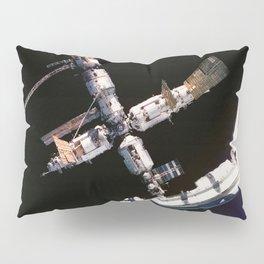 Space Shuttle Space Station Mir Dock Pillow Sham