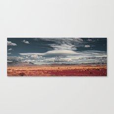 NEW MEXICO DROP POINT Canvas Print