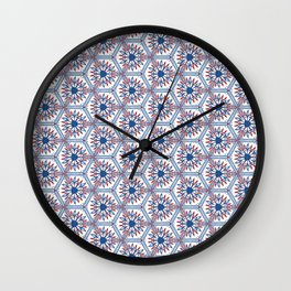 Turkish Delight Wall Clock