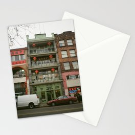 Chinese B.A. Building 1909 Vancouver Stationery Cards