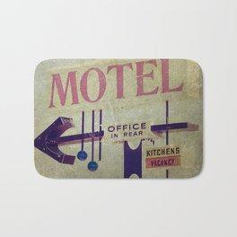 Carl's Motel Bath Mat