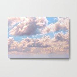 Pretty Sky Metal Print