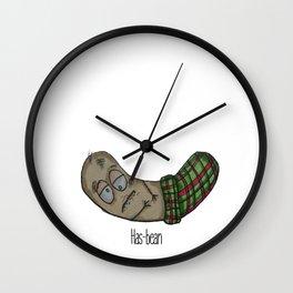 Has-bean Wall Clock