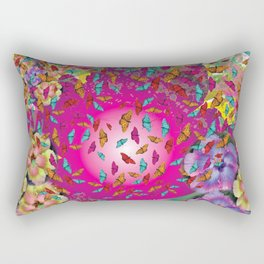 Butterfly Concept Rectangular Pillow