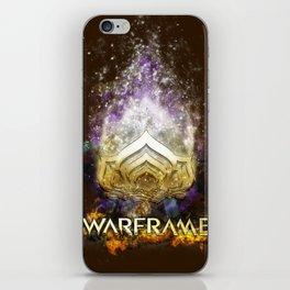 Warframe iPhone Skin