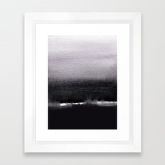 Abstract Landscape 52 Framed Art Print