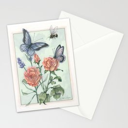Kathie's Garden Stationery Cards