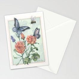 Kathie's Garden Stationery Cards