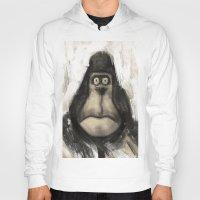 ape Hoodies featuring mr. Ape by mystudio69