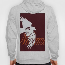 Nevermore: A tribute to Poe Hoody