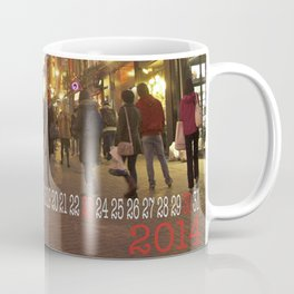 #Calendario de Adviento: Christmas is not all about shopping . . .   Coffee Mug