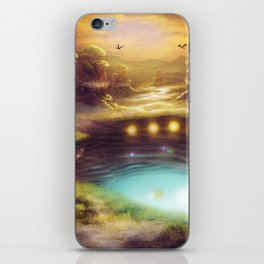 Within the Mesas iPhone Skin