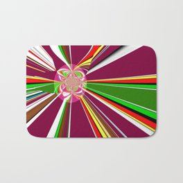 A burst of hope Bath Mat