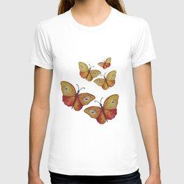 Summer Butterflies T-shirt