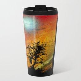 Inhale Metal Travel Mug