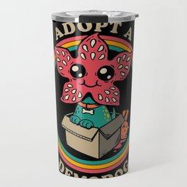 demodog Travel Mug