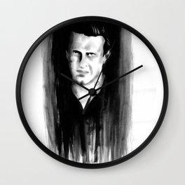 DARK COMEDIANS: Jason Segel Wall Clock