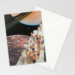 People of Titan Stationery Cards