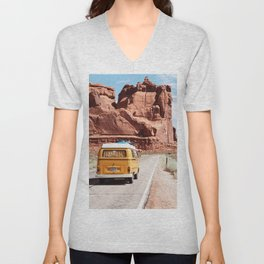 Combi National Park Unisex V-Neck
