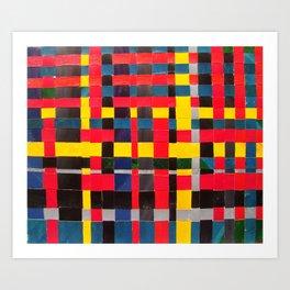 Pinturas Art Print