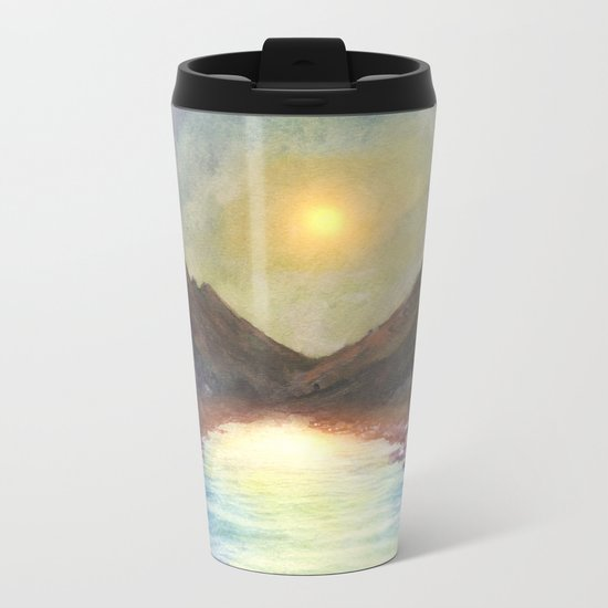 The River Metal Travel Mug