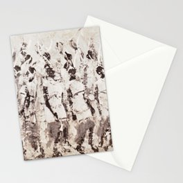 The Masai, East Africa           by Kay Lipton Stationery Cards