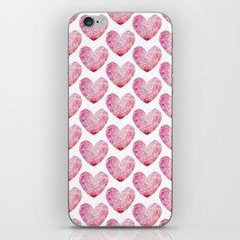 Heart No.1 iPhone Skin