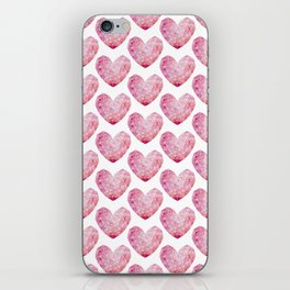 Heart No.1 iPhone Skin