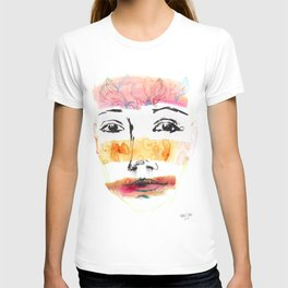 Head Shot #3 T-shirt