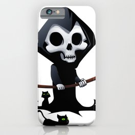 Lil Reaper & Friends iPhone Case