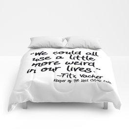 Fan-favorite Fitz Quote Comforters