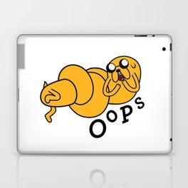 Oops Jake made a Booboo Laptop & iPad Skin