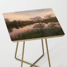 Embrace the Autumn Side Table