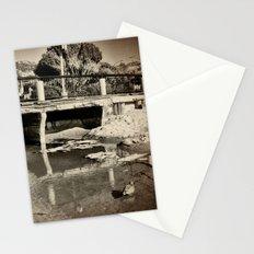 Sewage. Stationery Cards