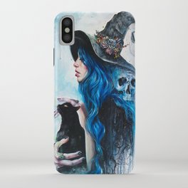 Blue Valentine iPhone Case