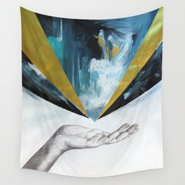 Let it Come Wall Tapestry