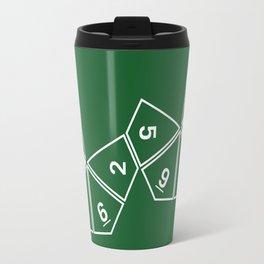 Unrolled D10 Travel Mug