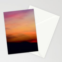 Afterglow II Stationery Cards