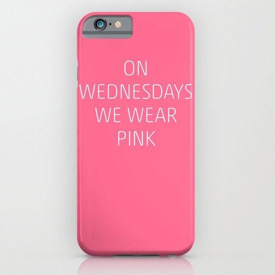Mean Girls #8 – Pink iPhone & iPod Case