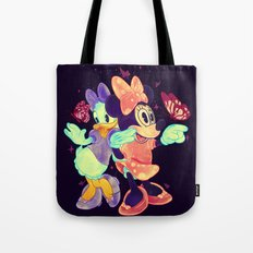 Viewtiful Expressions Tote Bag