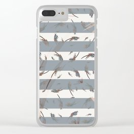 Ocean Eyes Clear iPhone Case