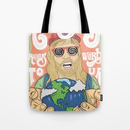 Allen Stone Gig Tote Bag