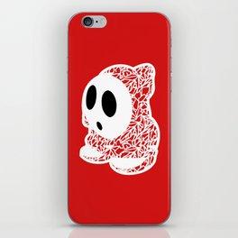 ShyGuy #CrackedOutBadGuys iPhone Skin