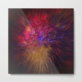 nebula exsplosion Metal Print