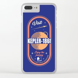Kepler Clear iPhone Case
