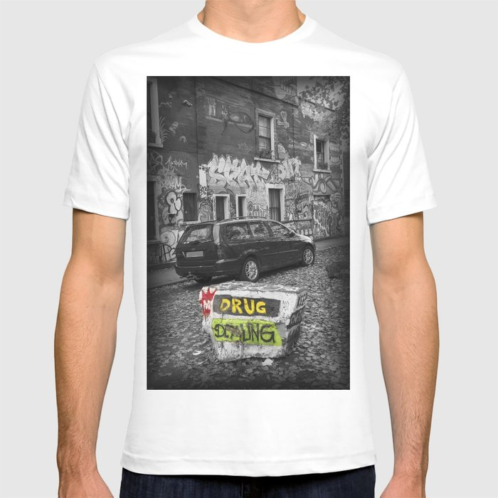 No drug dealing T-shirt