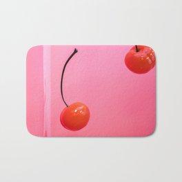 Cherries Bath Mat