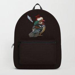 Warrior Duck Backpack