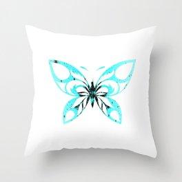 Butterfly 266 Throw Pillow