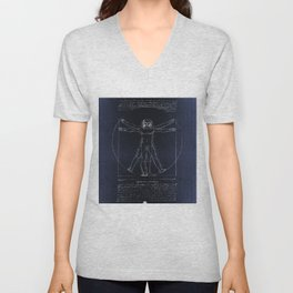 A sense of proportion Unisex V-Neck